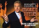 Andre's Favoriete Typetjes (Boek + 10 Postzegels)_