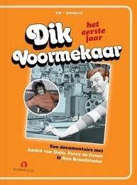 Dik Voormekaar - Het Eerste Jaar (Boek+CD)