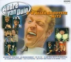 André van Duin - Z'n Allergrootste Hits (CD)
