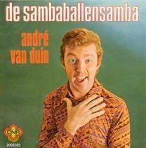 Andre van Duin - De Sambaballensamba