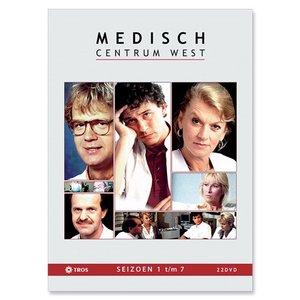 Medisch Centrum West - De Complete 22 DVD Box (Seizoen 1-7)