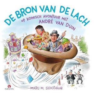 Andre van Duin - De Bron Van De Lach (Boek)
