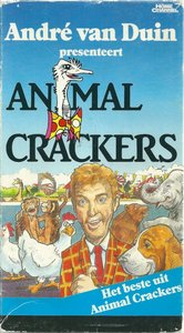 André van Duin - Animal Crackers (VHS)