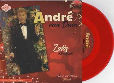 André van Duin - Zalig / Youp van 't Hek - Flappie (VINYL SINGLE)